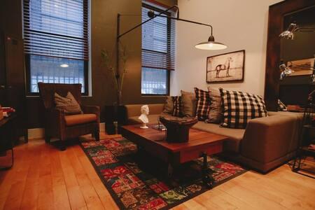 Beautiful Tribeca Loft - Bedroom B