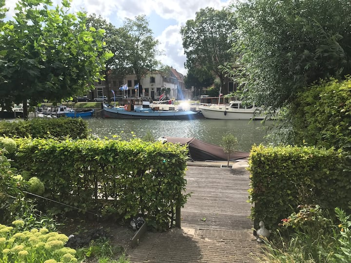 Beautiful house in Weesp - greater Amsterdam.