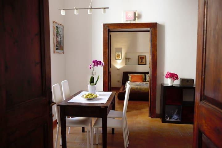 Elegant apartament in historic center of Foligno