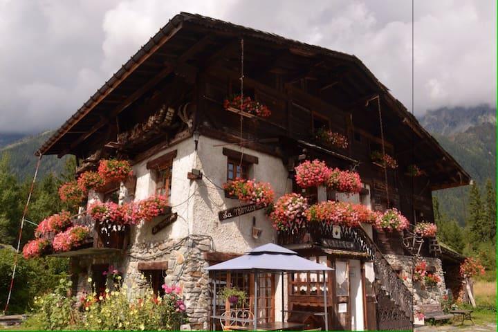 Gîte d'étape La Montagne Chamonix