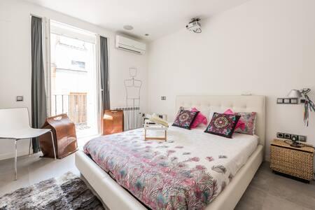 DESIGNER apartment in KM 0 in MADRID - Madrid