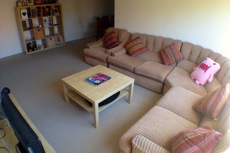 Huge sunny 2-bedroom apartment – 5mins to City - Willoughby - Apartment