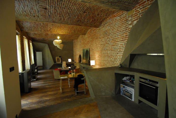Cubistic style loft in the center  - Praga - Loft
