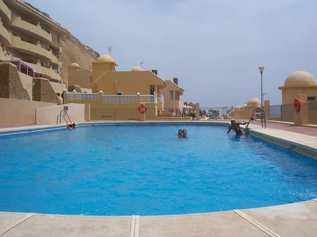 Beach apartment in ALMERIMAR - El Ejido - Apartemen