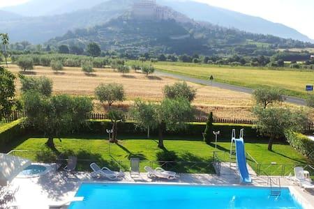 B&B Assisi AGRITURISMO IL GIRASOLE - Assisi