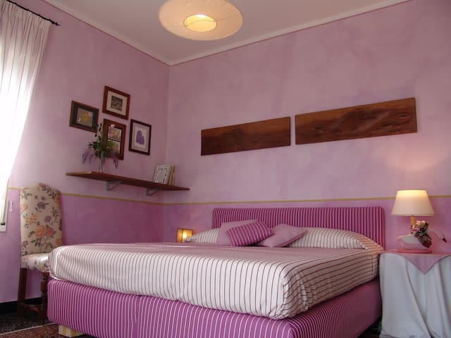 A double room on the sea side - Bogliasco - Bed & Breakfast