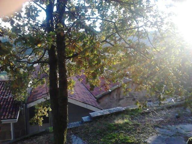 Casa Rural O´Pozo - A Graña - Dům