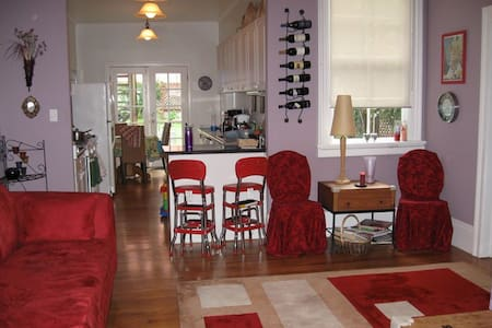 Lovely 2BR flat Great Location  - San Francisco - Wohnung