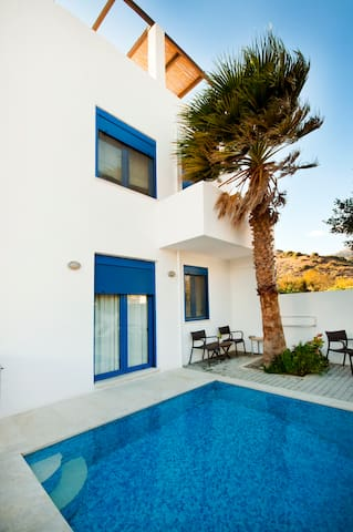 Home with private pool near the sea - Plakias, Rethymno