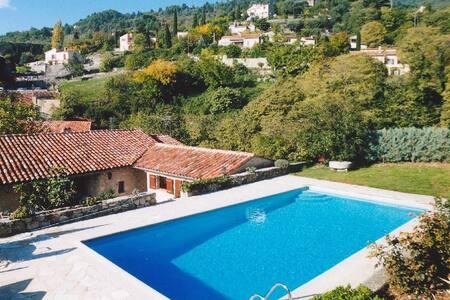 Saint Raphael - Seillans 4 chambres - Seillans - Villa