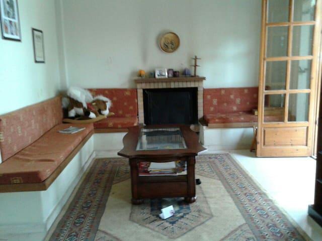 Μονοκατοικια πευκοφυτη για διακοπες - Pefkali - House