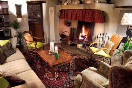 la vieille maison - chambre bleue - Durfort-et-Saint-Martin-de-Sossenac