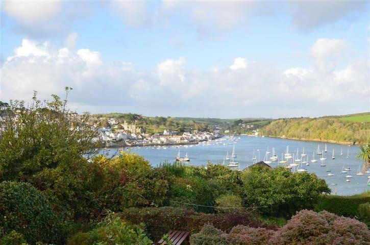 Rosebank - Polruan Holiday Cottages Cornwall - Polruan - Ev