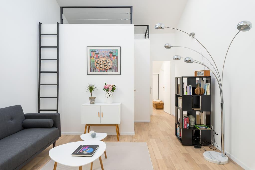 charmante maison de ville en centre village appartamenti in affitto a chaponnay alvernia. Black Bedroom Furniture Sets. Home Design Ideas