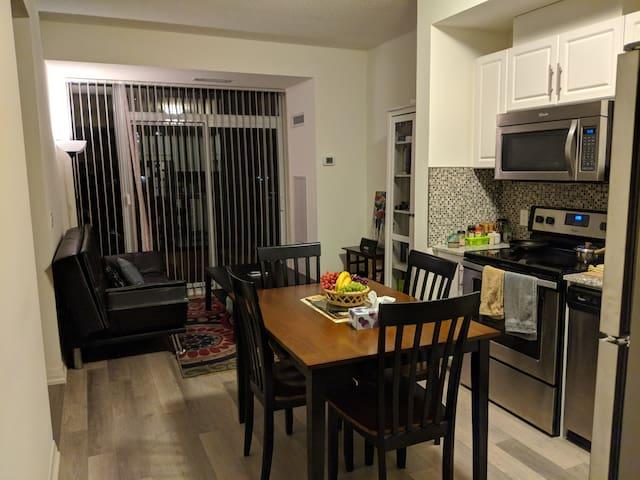 1 Bedroom Apartment on Markham Road (UV2)