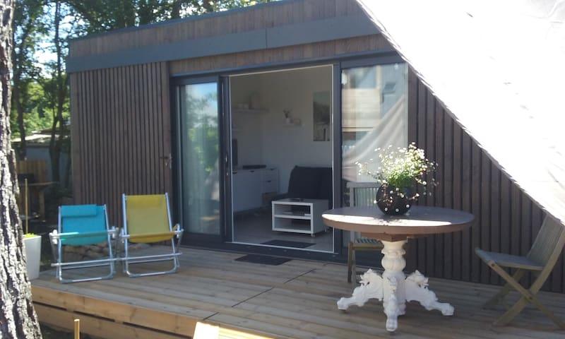 Studio de jardin indépendant 500 mètre de la plage - La Turballe - Chalet