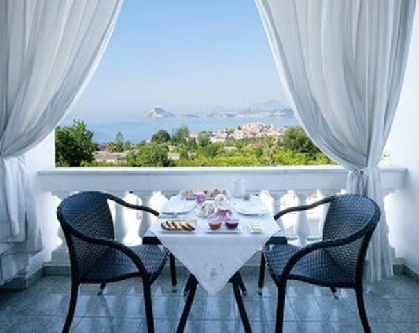 Panorama, comfort, tripla, Umberto  - Pozzuoli - Bed & Breakfast