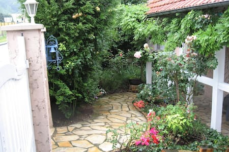 Cozy home in village on Seine in west Paris suburb - Villennes-sur-Seine