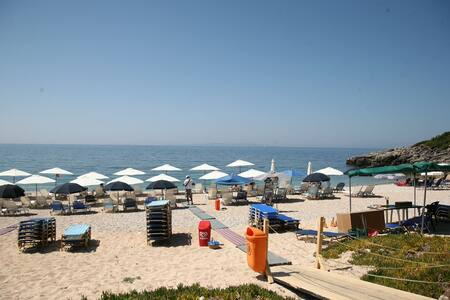 Apt 2 for 2-20m from the beach!!! - Sivota - อพาร์ทเมนท์