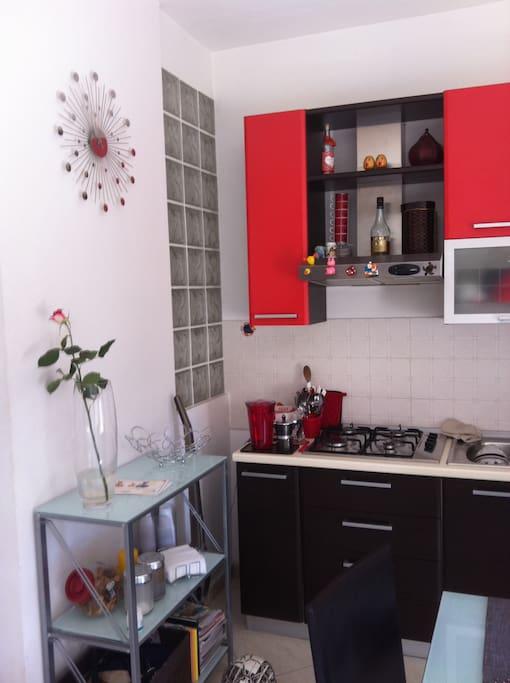 cucina open-space