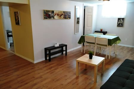 Well located/Bien Situe - Trois-Rivières - Apartment