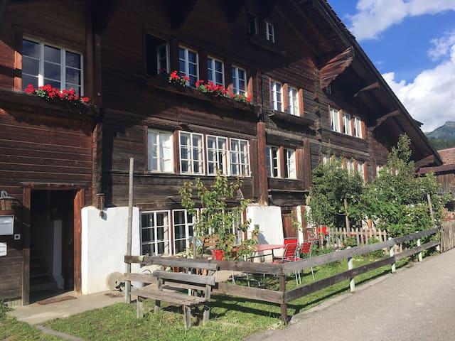 Hasliberger Bauernhaus - Hasliberg - อพาร์ทเมนท์