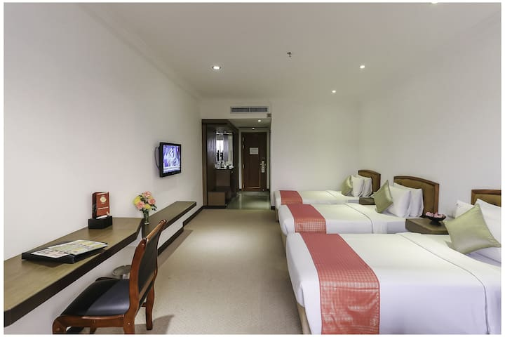 Beautiful and great room for three in Siem Reap - Krong Siem Reap - Appartement