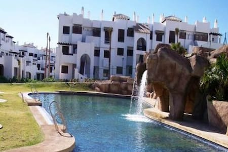 Stunning ground floor apartment, Pueblo Salinas