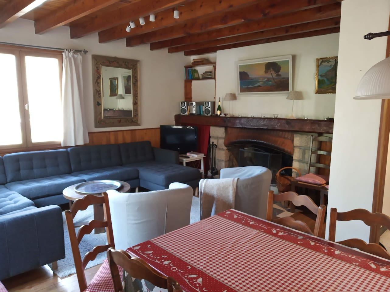 Provence Cheminée Six Fours chalet brunel: 6 bedroom 4* haut verdon retreat - chalets