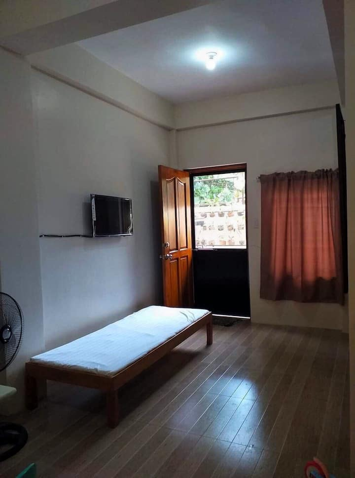 One-bedroom apartment in Masbate City - Studio A