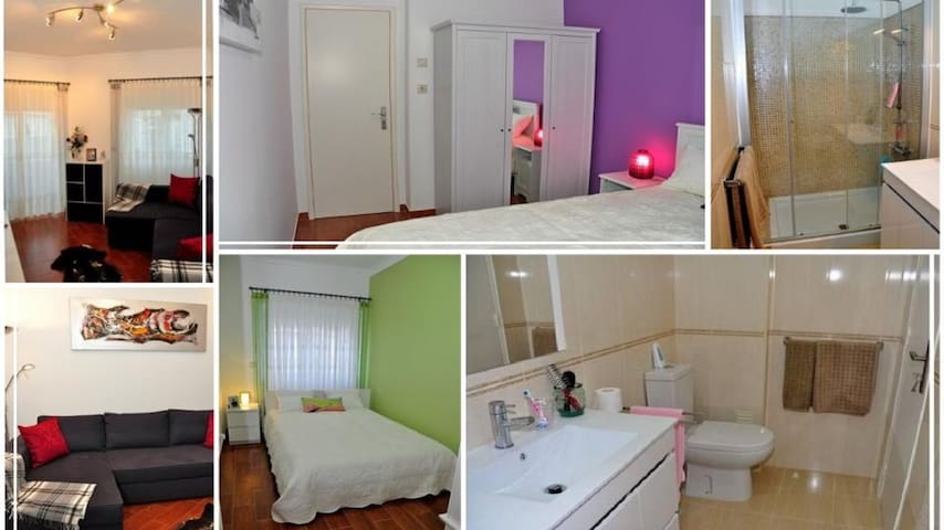 Lovingly renovated Apartment for u. - Amadora - Apartamento
