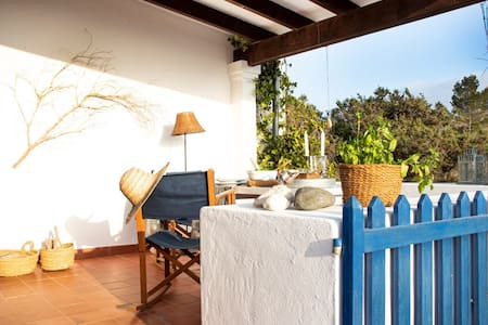 CaSaona, acogedora casa rústica.
