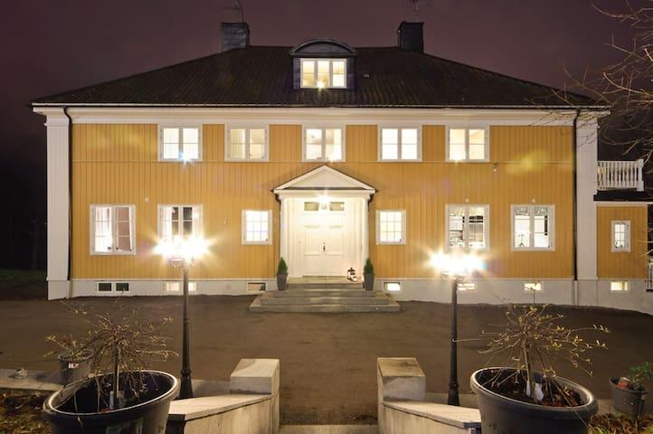 Romantic Villa Harriet, seaview-sjöutsikt - Huddinge - Villa