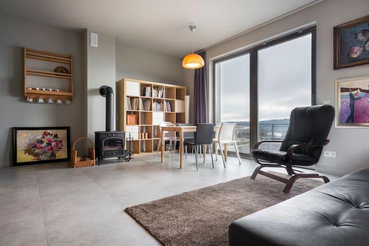 Apartament na górze Chełm - Myślenice - Casa