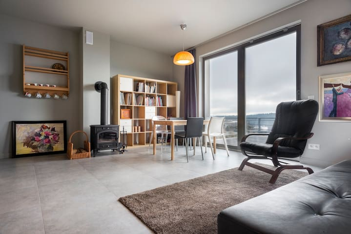 Apartament na górze Chełm - Myślenice - Talo
