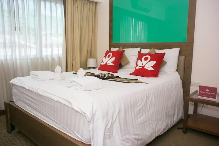 Cozy Room at Silom 12 - กรุงเทพ - ที่พักพร้อมอาหารเช้า