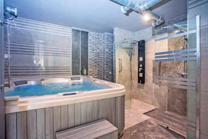 Wellness SPA apartment- for TOP romantic weekend !
