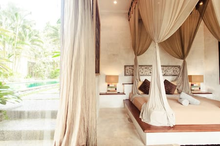 -40% last minute Fabulous Suite in a Great Villa - Ubud