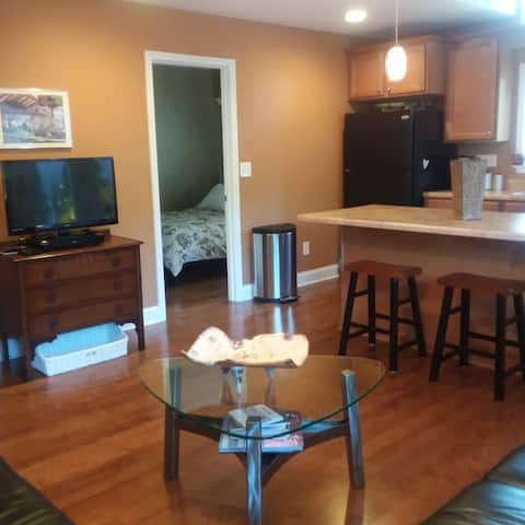 Full Apartment connected to home, South Charlotte