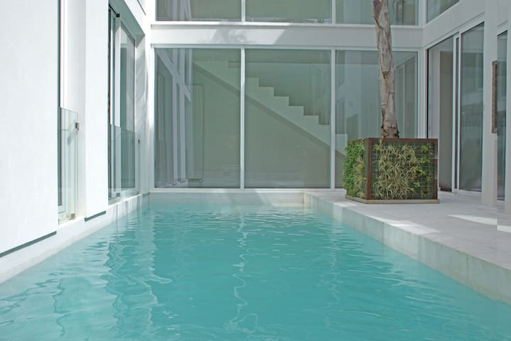 Luxury LOFT - with internal swimming pool