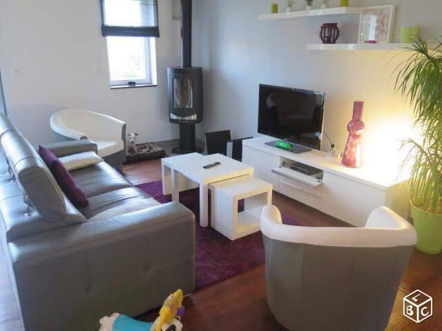 Appartement/Loft au cœur de Vieux Boucau 3ch 110m2