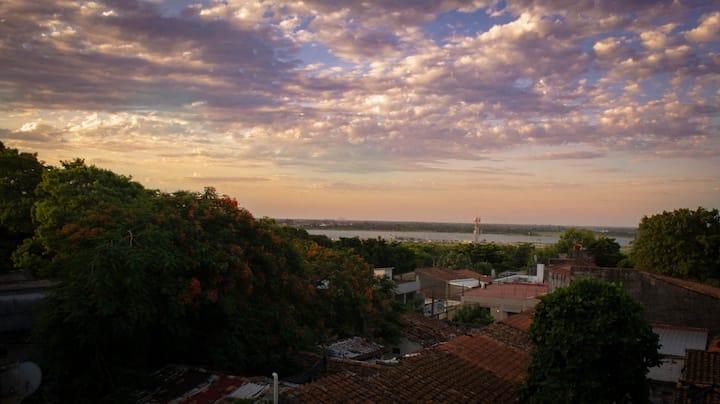 Letra Libre Hostel!The best place in Asunción.