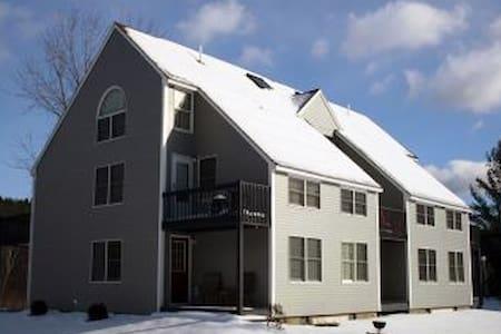 Sunday River Ski Condominium - Bethel - Lejlighedskompleks