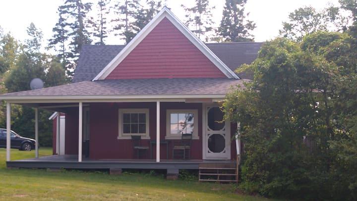 CMTR Cottage