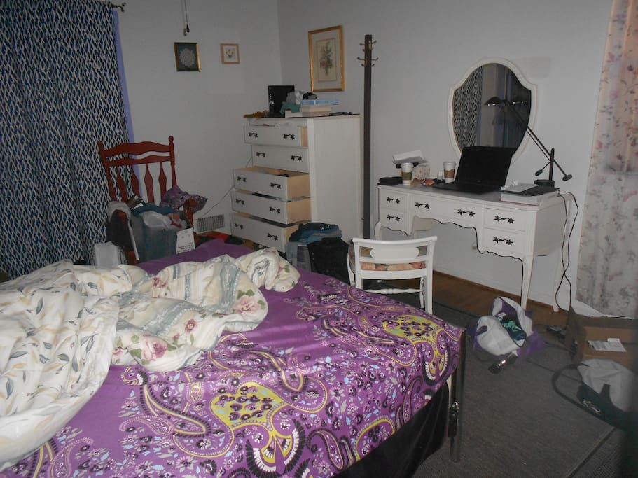Usually occupied by a couple for 3 months, currently available Feb 12 through March 8, 2018