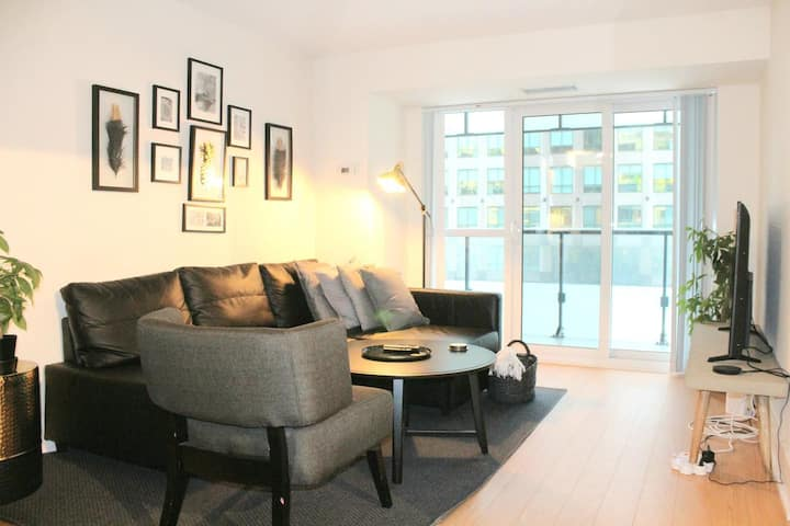 Dashing 1BR at Toronto Downtown Front Street West