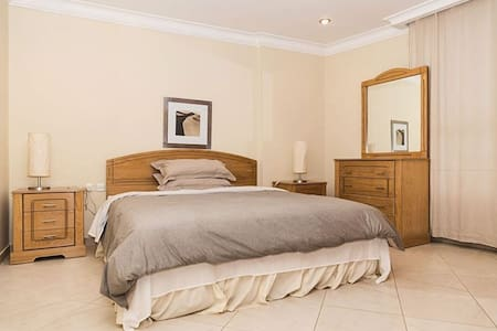 A beautiful one bedroom apartment