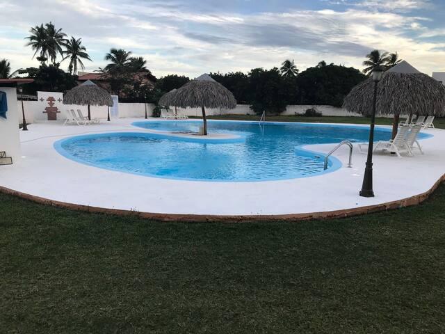 Casa Playa Amueblada Los Santos Panamá