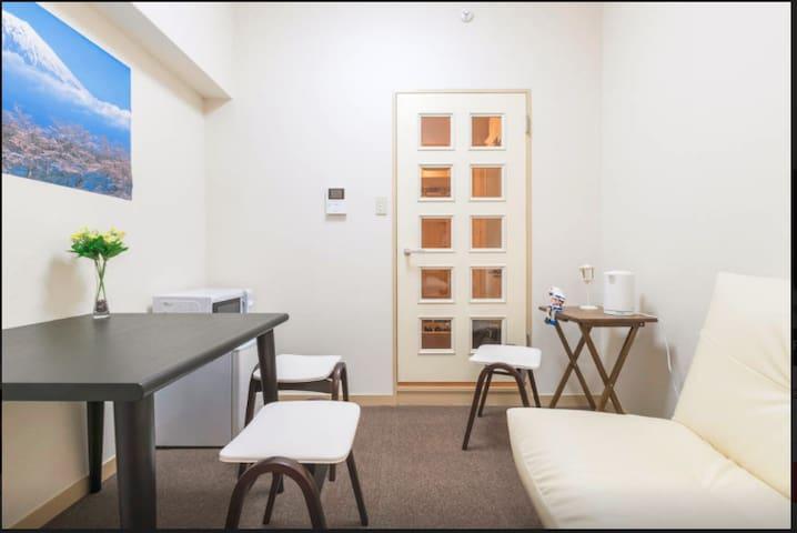 Ginza Tsukiji 3mins to STA Free Wifi Brand New - Chūō-ku - Appartement