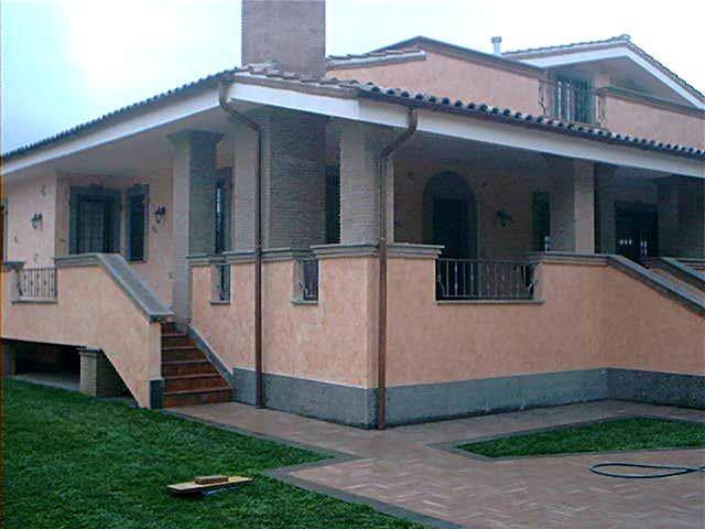 Villa Carole nel cuore della pineta di Ostia